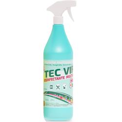 Desinfectante TEC VIR 1L
