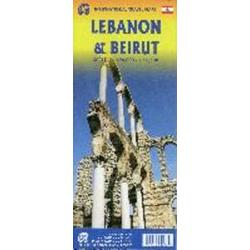 ITM Map Lebanon - Beirut 1:190 000