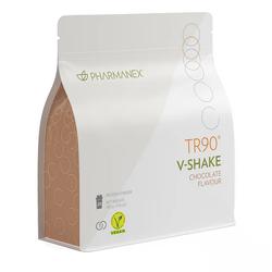 Nu Skin Pharmanex TR90 V-Shake ? Veganer Proteinshake mit Schokogeschmack