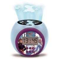 Lexibook Lexibook® die Eiskönigin Wecker mit Projektion Disney blau