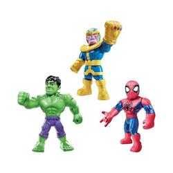 Hasbro Actionfigur 25 cm große Playskool Heroes Marvel Super Hero