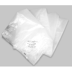 Abdeckplane, transparent, stark 90 g/ m², 6 x 10m
