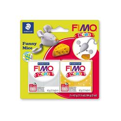 FIMO Knete FIMO kids Funny Mice