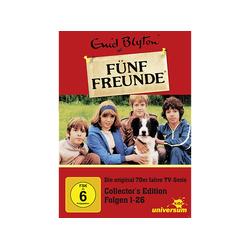 Fünf Freunde - Gesamtbox DVD