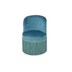 moebel-direkt-online Sessel Max (1-tlg), trendige Samtoptik grün