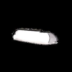 TYC Streuscheibe, Hauptscheinwerfer 20-0434-LA-2  VOLVO,V70 II SW