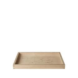 BLOMUS Tablett BORDA 20 cm, Eichenholz