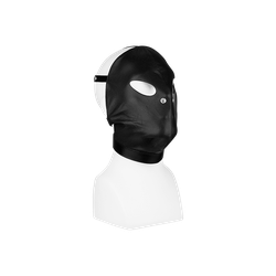 Rimba Henkersmaske aus Leder