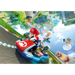 Winning Moves Steckpuzzle Puzzle Mario Kart - Funracer, 1000pc, Puzzleteile
