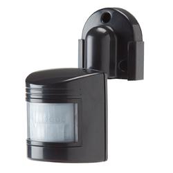planeo Gartenbeleuchtung Bewegungsmelder - Bewegungsensor für bis zu 60 Watt Lampenleistung