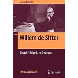Willem de Sitter. Jan Guichelaar  - Buch