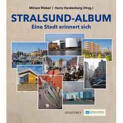 Stralsund-Album als Buch von