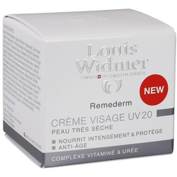 WIDMER Remederm Gesichtscreme UV 20 leicht parfüm. 50 ml