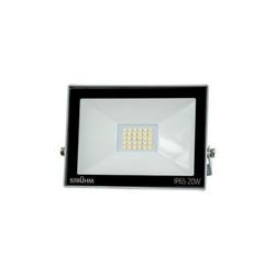Ideus LED Scheinwerfer LED Scheinwerfer KROMA 10W GRAU 6500K 810lm IP65 IDEUS