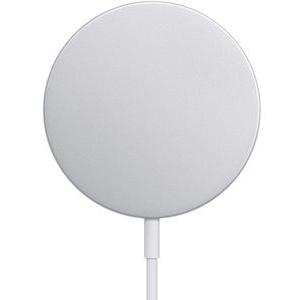 Apple Ladestation MagSafe Ladegerät MHXH3ZM/A, wireless, für Qi Geräte von Apple, weiß