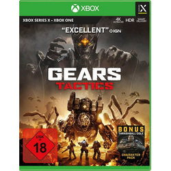 Gears Tactics Xbox Series X, Xbox One