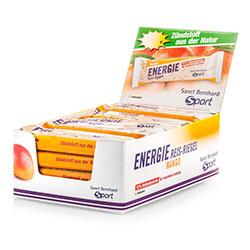 Sanct Bernhard Sport Energie Reis-Riegel Mango 20er-Pack