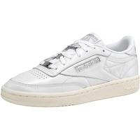 Reebok Club C 85 white-silver/ white, 41