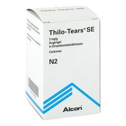 THILO-TEARS SE 3mg/g Augengel Augengel 50x0.7 Gramm