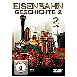 Eisenbahn-Geschichte 2 - DVD  Filme