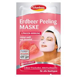 Schaebens ERDBEER Maske 1 St