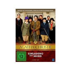 Agatha Christie - Einladung zum Mord DVD
