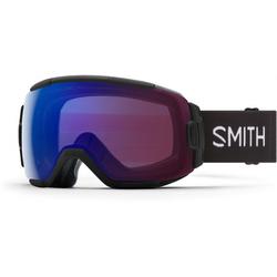 SMITH VICE Schneebrille 2021 black/chroma pop photochromic rose flash
