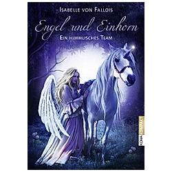 Engel und Einhorn