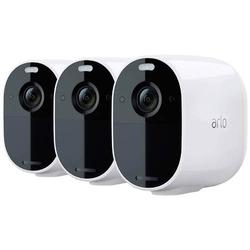 ARLO SPOTLIGHT CAMERA 3-PACK VMC2330-100EUS WLAN IP-Überwachungskamera-Set mit 3 Kameras 1920 x 108