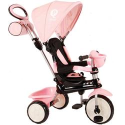 QPlay Dreirad QPlay Dreirad Komfort 4 in 1 - Jungen und Mädchen rosa