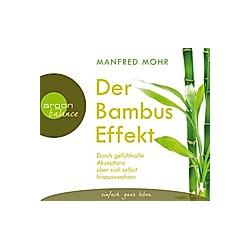 Der Bambus-Effekt, 3 Audio-CD