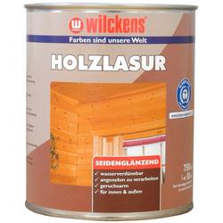 WILCKENS FARBEN Lack-Lasur Holzlasur LF weiß