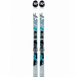 Rossignol - React R2 + XP 10 202 - Ski Sets inkl. Bdg. - Größe: 146 cm