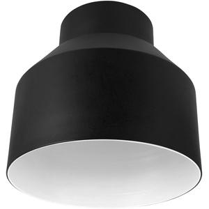 Osram Vintage Edition 1906 Lampenschirm Cup, schwarz und weiß, Zur Erweiterung Ihrer Osram Pendulum Leuchte, P20, Aluminiumgehäuse