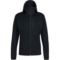 Mammut Ultimate VI SO Hooded Jacket Men schwarz XL