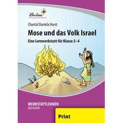 Mose und das Volk Israel (PR)