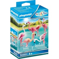 Playmobil Family Fun Flamingoschwarm 70351