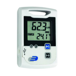 LOG 100 Temperatur +  Input für ext. Sensor