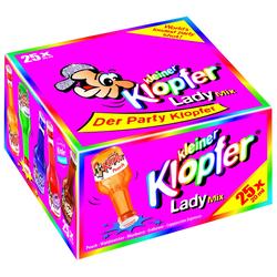 Kleiner Klopfer Lady Mix 25 x 0,02 L