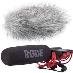 RODE Microphones Mikrofon Rode Videomic Rycote + WSWH Fellwindschutz