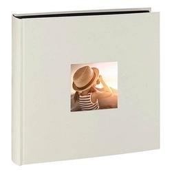 hama Fotoalbum Fine Art neutral 30,0 x 30,0 cm, 100 schwarze Seiten