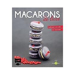 Macarons de luxe