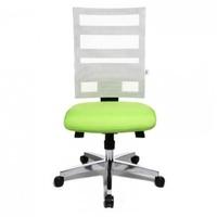 grün / weiß / alu poliert