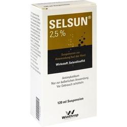 SELSUN Suspension 120 ml