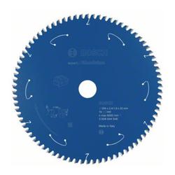Bosch Kreissägeblatt Expert for Aluminium für Akkusägen 254x2,4/1,8x30 78Zähne