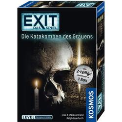 EXIT, Das Spiel: Die Katakomben des Grauens