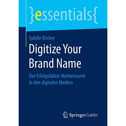 Digitize Your Brand Name