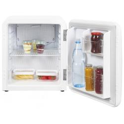 exquisit RKB05-14 A+ w Minikühlschrank Kühlbox Retro