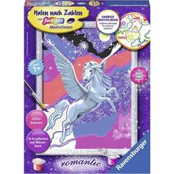 Malen nach Zahlen - Stolzer Pegasus
