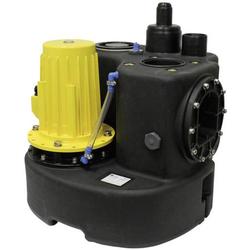 Zehnder Pumpen Kompaktboy 1,5 D Abwasserhebeanlage 9.9m